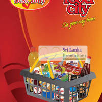 Read more about Cargills Food City June 2012 Monthly Best Buys 1 - 30 Jun 2012