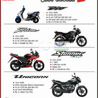Read more about Honda Motorcycle Offers 8 Jun 2012