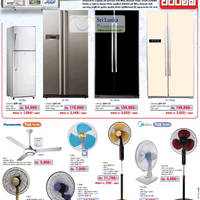 Read more about Softlogic Fans, Fridge & Washing Machines Offer Price List 3 Jun 2012