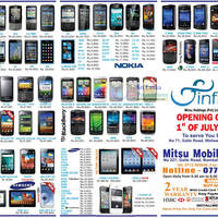 Read more about Mitsu Mobile Phone Price List Offers 24 Jun 2012