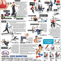 Read more about Eser Gym Excerise Equipment Offers 29 Jul 2012