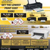 Read more about Epson Inkjet Printers & Laser Printer Offers 8 Jul 2012