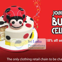 Read more about Fashion Bug 18% Off 18 Products Promotion 18 Jul 2012
