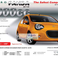 Read more about Geely Panda Hatchback Price Offer 8 Jul 2012