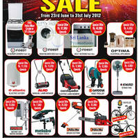 Read more about Hunters Mid Year Sale Islandwide 23 Jun - 31 Jul 2012