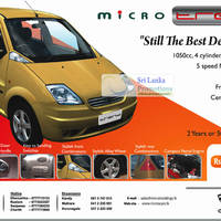Read more about Micro Cars Trend Features & Offer Price 12 July 2012