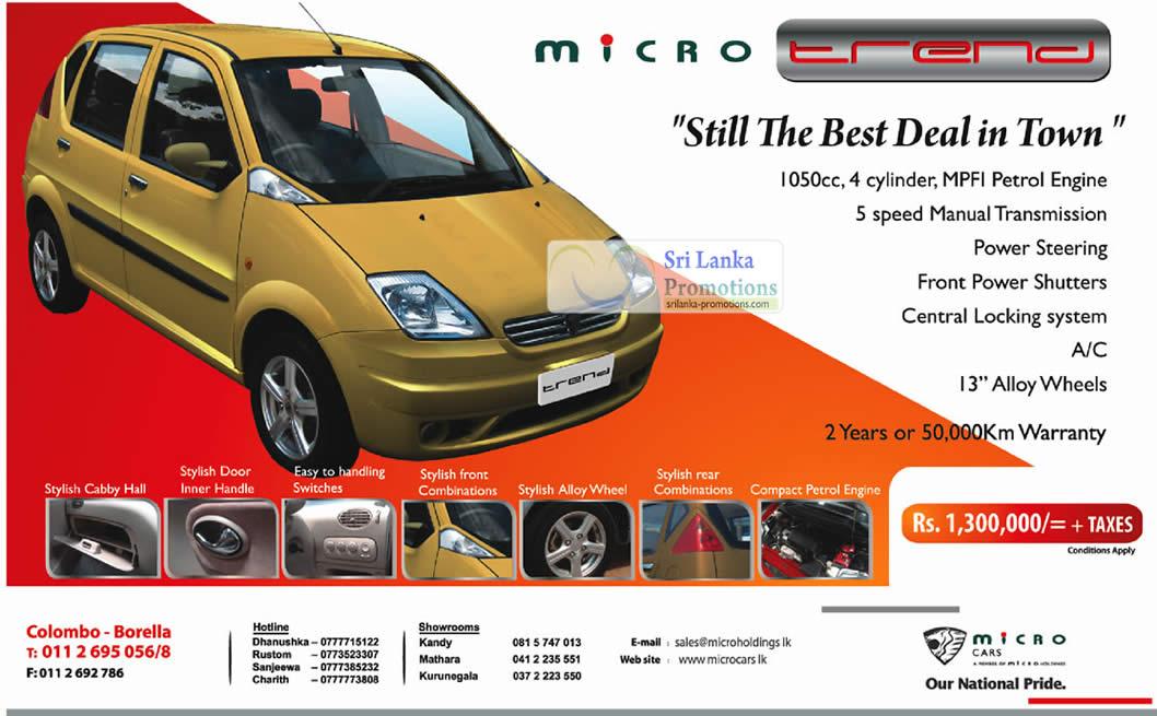 Micro Cars 12 July 2012
