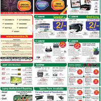 Read more about Metropolitan Mcentre Printers, Digital Cameras, Notebooks, AIO Desktop PC & Desktop PC Offers Price List 1 Jul 2012