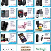 Read more about Alcatel One Touch Mobile Phones & Smartphone Softrings Offers 29 Jul 2012