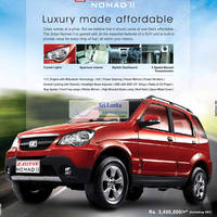 Read more about Zotye Nomad II Specifications & Price Offer 22 Jul 2012