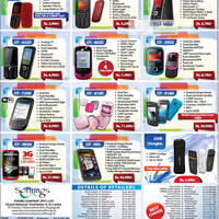 Read more about Alcatel One Touch Mobile Phones & Smartphone Softrings Offers 19 Aug 2012