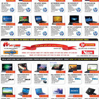 Read more about Mega Store, Technocity, HP Store & Xpress Store Notebook Offers 26 Aug 2012