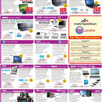 Read more about Metropolitan Printers, Digital Cameras, Notebooks & Desktop PC Offers Price List 26 Aug 2012