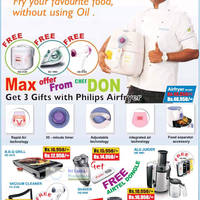 Read more about Dinapala Group Philips Personal Care & Household Electronics Offers 9 Sep 2012
