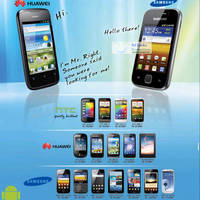 Read more about Singer HTC, Huawei & Samsung Smartphone Price Offers 9 Sep 2012