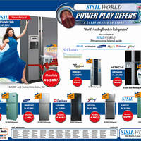 Read more about Sisil World Refrigerator / Fridge Offers 12 Sep 2012