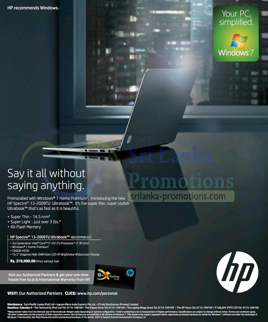 HP 14 Oct 2012