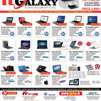 Read more about IT Galaxy Computer Notebooks Offers 7 Oct 2012