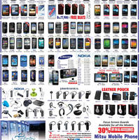 Read more about Infinity Store (Mitsu) Smartphones & Mobile Phones Price List Offers 28 Oct 2012
