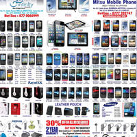 Read more about Infinity Store (Mitsu) Smartphones & Mobile Phones Price List Offers 11 Nov 2012