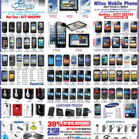 Read more about Infinity Store (Mitsu) Smartphones & Mobile Phones Price List Offers 18 Nov 2012