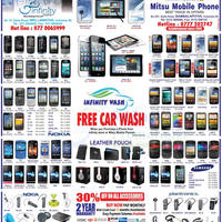 Read more about Infinity Store (Mitsu) Smartphones & Mobile Phones Price List Offers 4 Nov 2012