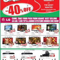 Read more about Abans LED TVs, Home Theatre System Price Lists Christmas Sale 11 Nov 2012.