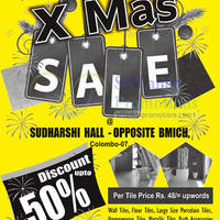 Read more about Naveen Ceramic Up To 50% Off XMas Sale @ Sudharshi Hall 24 Nov - 8 Dec 2012