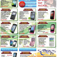 Read more about Alcatel Smartphones & Mobile Phones Softrings Price Offers 18 Nov 2012