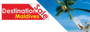 Featured image for SriLankan Airlines Maldives Promotion Air Fares 20 – 30 Nov 2012