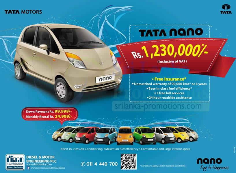 sales promotion of tata motors