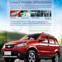 Read more about Zotye Nomad II Specifications & Price Offer 6 Nov 2012