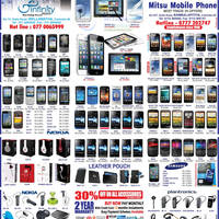 Read more about Infinity Store (Mitsu) Smartphones & Mobile Phones Price List Offers 2 Dec 2012