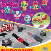 Read more about McDonald's Sri Lanka FREE Toy With Every Happy Meal 20 Dec 2012
