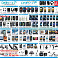 Read more about Celltronics Smartphones & Mobile Phones Price List Offers 13 Jan 2013