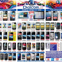 Read more about Dialcom Smartphones & Mobile Phones Price List Offers 13 Jan 2013