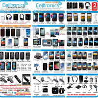 Read more about Celltronics Smartphones & Mobile Phones Price List Offers 24 Feb 2013