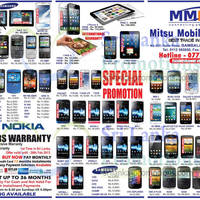 Read more about Mitsu Mobile Phone Smartphones & Mobile Phones Price List Offers 24 Feb 2013