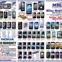 Read more about Mitsu Mobile Phone Smartphones & Mobile Phones Price List Offers 25 Mar 2013