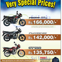 Read more about Bajaj Motorcycles Promotion Offers 19 Apr 2013