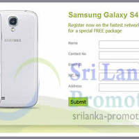 Read more about Etisalat Samsung Galaxy S4 Pre-Order 4 Apr 2013