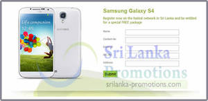 Featured image for Etisalat Samsung Galaxy S4 Pre-Order 4 Apr 2013