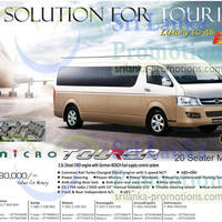 Read more about Micro Cars Tourer Mini Bus Features & Price 21 Apr 2013