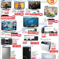 Read more about Softlogic TV, Home Theatre & Appliances Offers 21 Apr 2013