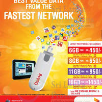 Read more about Dialog 3G Value Data Packages For Postpaid Customers 11 Aug 2013