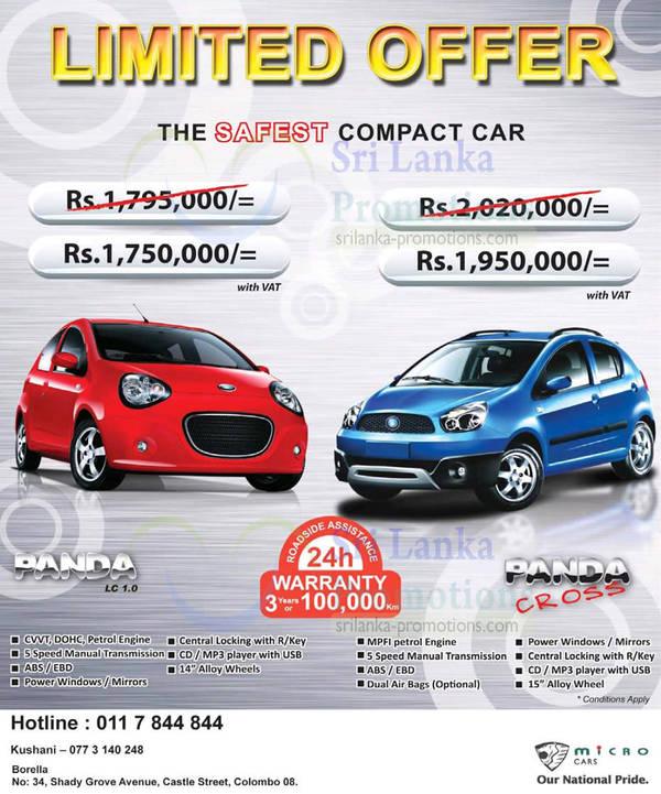 Micro Cars Tagged Posts Jul 2018 Sri Lanka Promotions