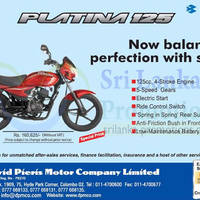 Read more about Bajaj Platina 125 Motorbike Features & Price 15 Sep 2013