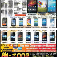 Read more about M-Zone Smartphones & Mobile Phones Price List Offers 16 Sep 2013