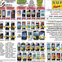 Read more about Supun Super Centre Mobile Phones & Smartphone Offers 15 Sep 2013
