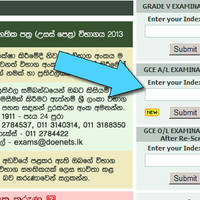 "The G.C.E ""A"" Level Exam Results have now been released online. Here are some ways to get the results online"